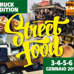 Molo 8.44 Street Food Truck Edition