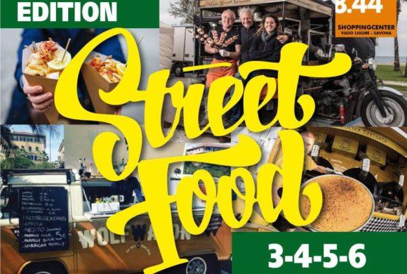 Street Food truck edition dal 3 al 6 gennaio ‼️😋