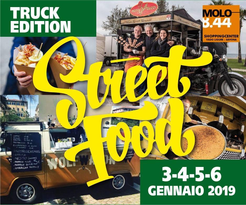 Molo 8.44 Street Food Truck Edition