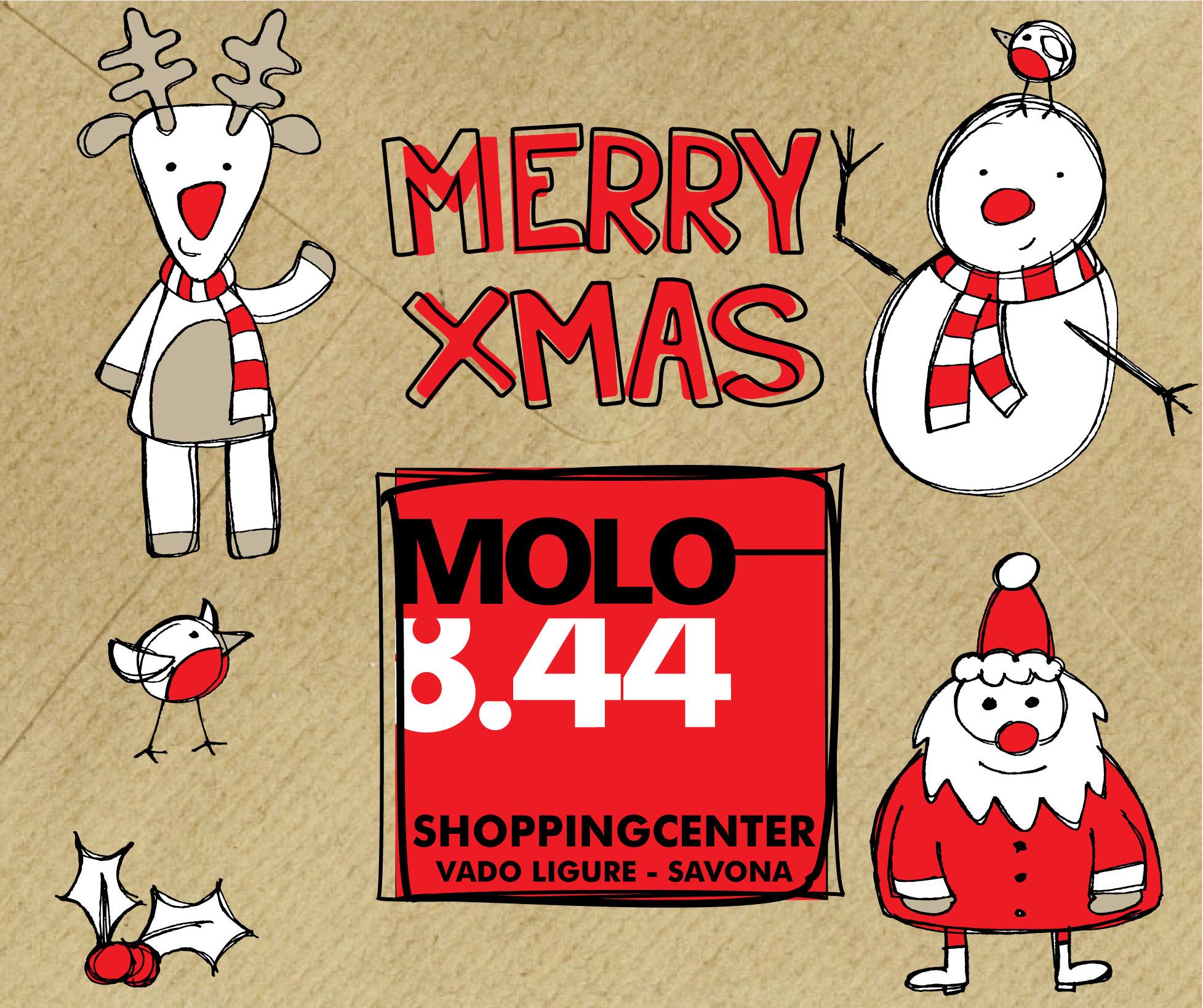 Buon Natale da Molo 8.44!!!