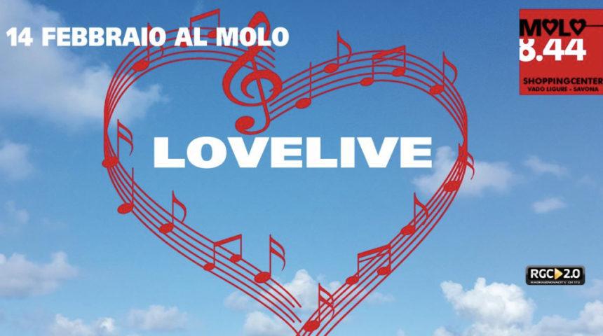 Lovelive al Molo 8.44 ❤️