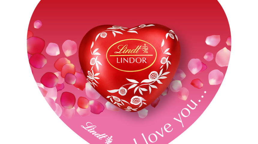 Il San Valentino di Lindt