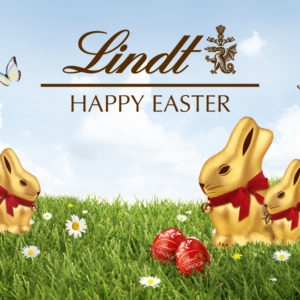 Happy Easter Lindt