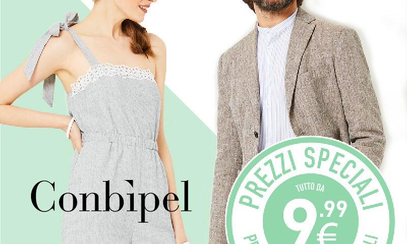 Prezzi speciali da Conbipel!
