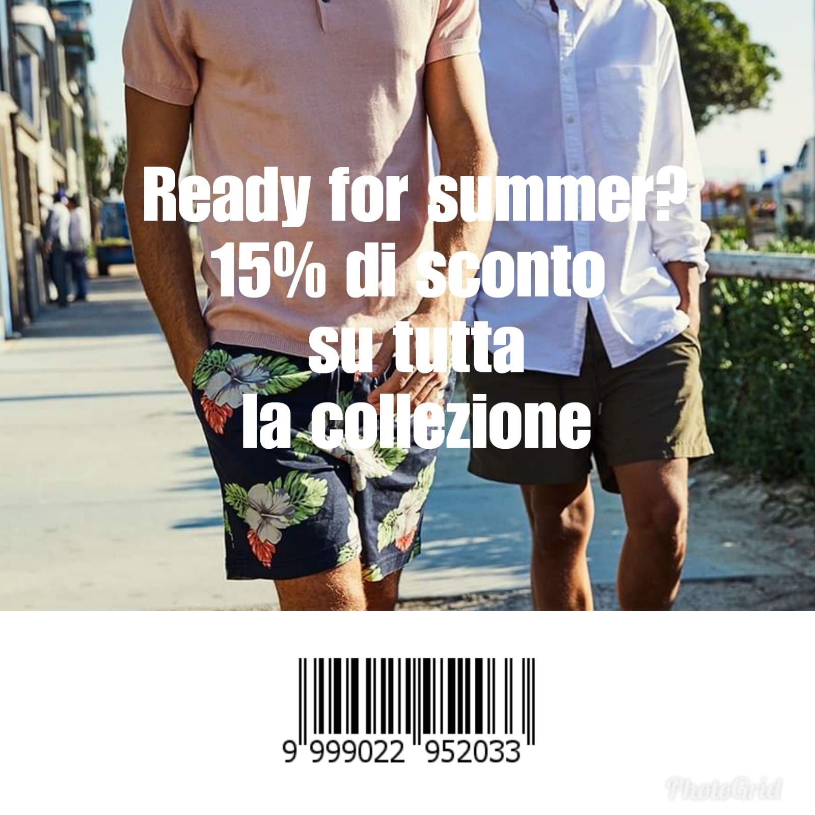 Ready for summer da Jack and Jones