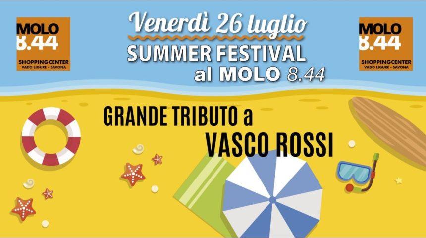 Summer Festival al Molo 8.44