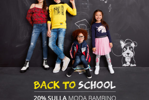 Back to school da Takko