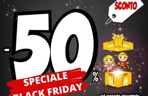 ⚫️ Black Friday da Toys ⚫️
