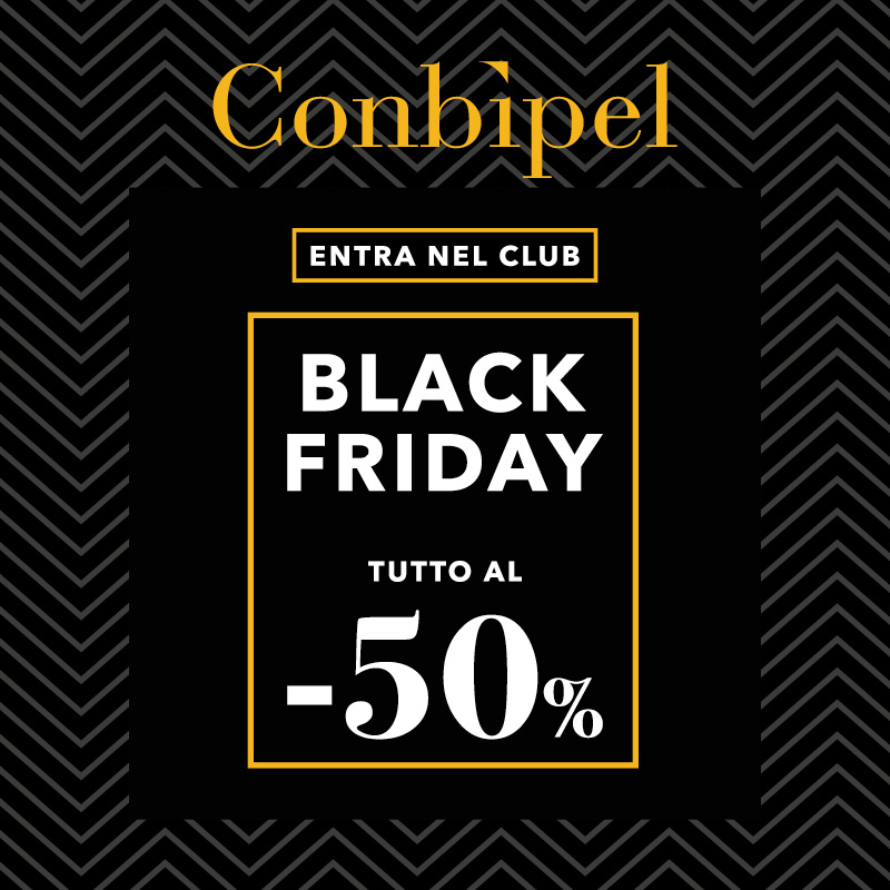Black Friday Conbipel