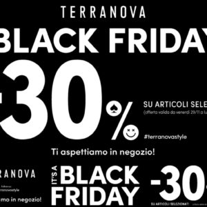 Black Friday Terranova