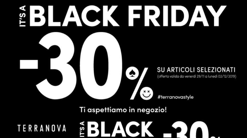 Black Friday Terranova