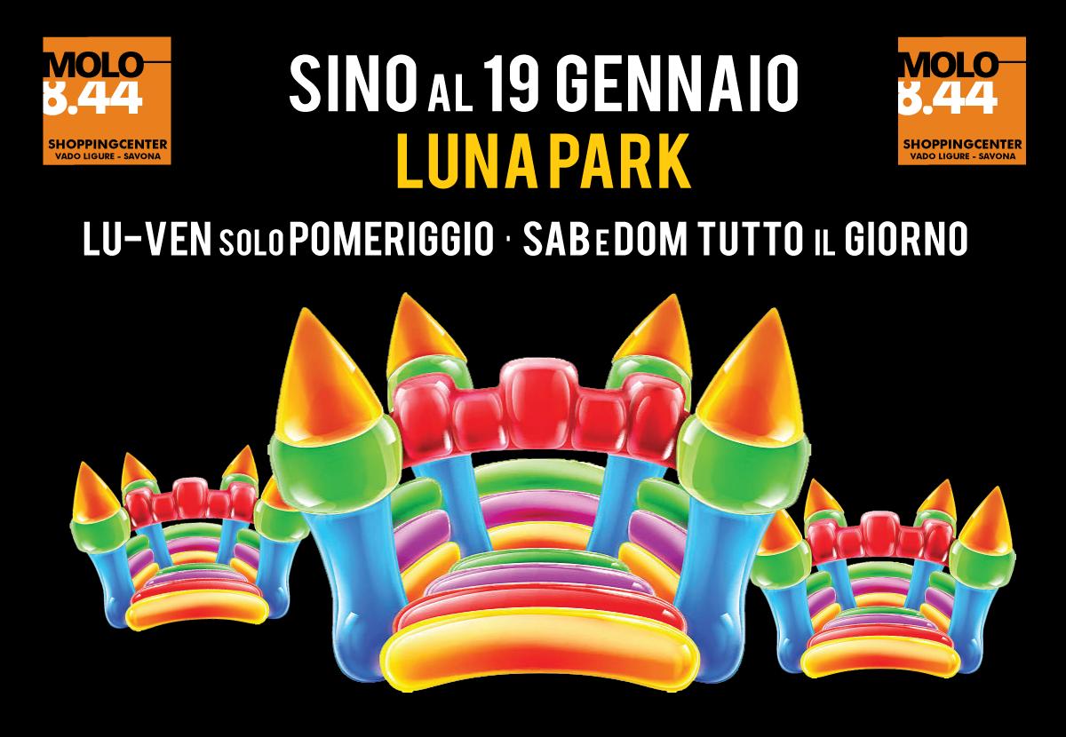 Il divertimento continua con il Luna Park