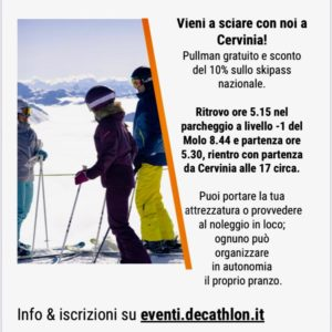 ❄️Ski Days da Decathlon ⛷