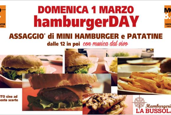 🍟 Hamburger Day 🍔
