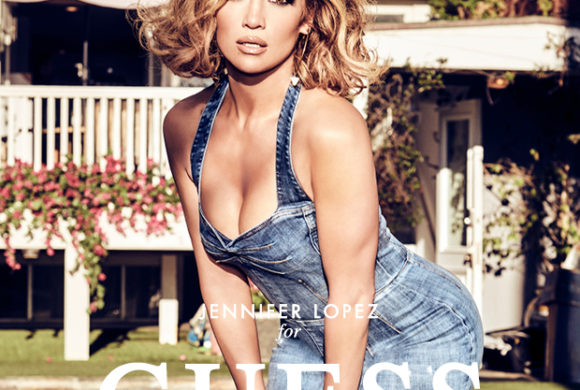 JLo for Guess