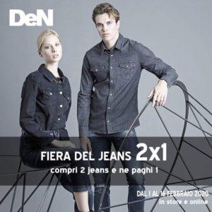 Fiera del Jeans da DeN