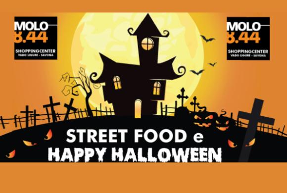 """Attenzione: iniziativa annullata """"Torna al Molo 8.44 lo street-food in sicurezza!"""""""