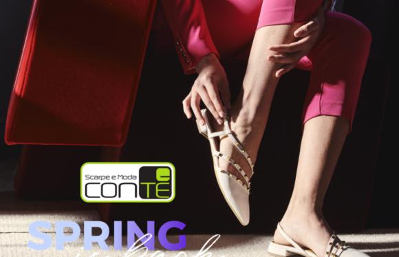 Promozioni di primavera da ConTé Scarpe Moda